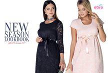 Ebru Maternity - Dresses / New Season Maternity Dress