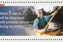 Prostate Cancer / Learn more about how you can prevent, identify, and treat #ProstateCancer.