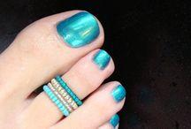 toe elastic ring
