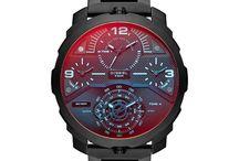 DIESEL Herrenuhr Machinus /   Diesel Machinus Uhren Dabei vor allem auf, dass Diesel Uhren einen ganz eigenen Charakter haben und auffallend sind. Die DIESEL Herrenuhr Machinus Mehrwerke kann mit ihrem robusten Design überzeugen und setzt Maßstäbe am männlichen Handgelenk.
