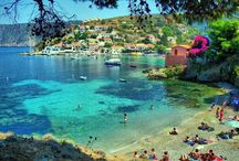 Greek Island Kefalonia