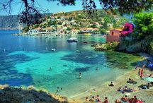 Greek Island Kefalonia