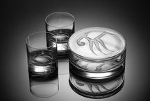 Unicorn Collection, design by Zdenek Lhotsky / Crystal, Czech Design, luxury drinking collection, blown, cut and engraved crystal glass