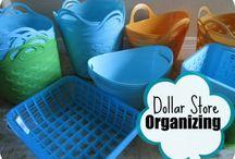 Organizing / by Stephanie Senrud