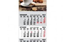 Kalendarze Magnetyczne na lodówke