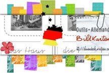 flashcards German