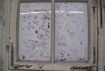 Favorite places  / Favorite places by Société Anonyme Store. Florence, Italy