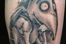 My Tattoos / by Christy Everson