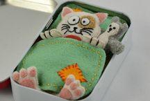 Quirky Kitten