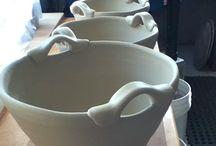 Pottery inspiration / art / pottery / by Jenny T