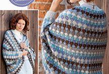 Crochet jackets ect