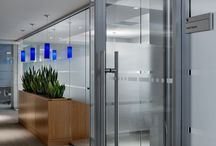 Spaces {Offices} / A well designed office is key for productivity, creativity, and inspiration.