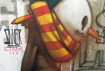 Street Art we love / The best street art found on Internet