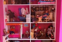 American Girl Doll Stuff / by Jennifer Elliott