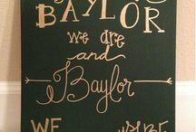 Baylor Bear / by Victoria Younger