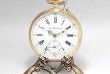 Relógios de Bolso - La Maisonnette, de Paul-Dorez Matthey