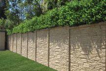 Bahçe duvar
