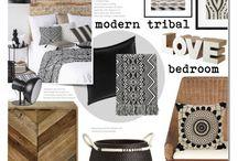 Tribal Urban Interior design