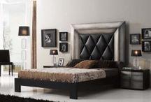LETTI IN LEGNO / Idee per decorare e arredare i dormitori con letti in diversi stili e materiali.