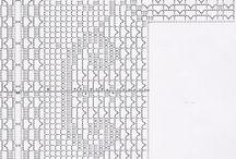 carré pour nappe crochet filet