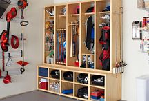 Storage and organize ideas  / clever and cheap ideas ;)