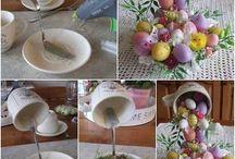Húsvéti lakásdekor