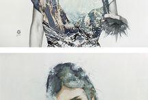 Jun Yi Ji 83721: Fashion Illustration Exploration