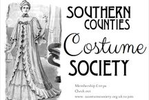 Southern Counties Costume Society Events / Events that the SCCS have hosted or attended