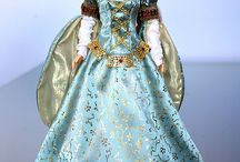 Doll Historical Costumes