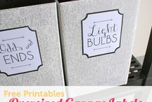 Stay organized with printables