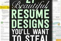 Resume Help / by K P