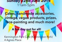 The Studs & Lace Crafts Fair June 2014