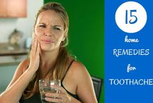 Toothache Remedies / How To Get Rid Of Toothache