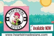 July kit: Summer Lovin' / July Monthly kit, showcasing Summer Lovin' projects and inspiration!