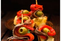 Tapas Ideas / by Joriene S
