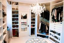 Designer Closets / Incredible closet redesign ideas.