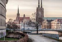 Wrocław / Zdjęcia miasta Wrocławia.  Piękne miasto zasługuje na to, by się nim chwalić.