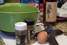Booze and Baking / Sometimes the best way to serve booze is to bake in a cake or pie.