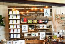 Parent Resource Wall