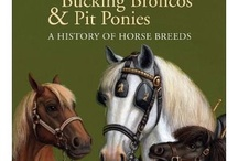 Horse Books / by Tracy Beno McPherson