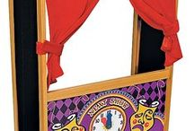Shadow and Puppet Theater