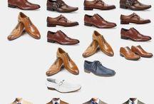 Сочетание цвета обуви и костюма