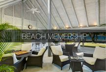 Properties with Beach Membership / Looking for privacy but craving the sun, sea and sand? No worries we have you covered with these properties that include beach club membership with dedicated beach chairs and umbrellas.
