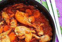Φαγητά με κοτόπουλο