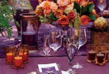 table settings / by Glynna Godbout