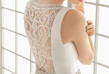 Lucy's wedding dress