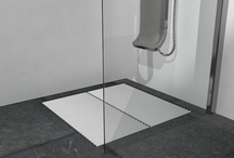 Floor built in Shower tray