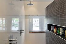 Showers / Showers - inspiration and ideas to be incorporated in your new custom designed home