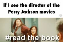 PERCY  JACKSON / PJO & HoO things...