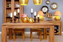 Sharda Home - wnętrza, które inspirują / SHARDA HOME to marka oferująca meble z drewna egzotycznego, oświetlenie, tekstylia oraz artykuły dekoracyjne do wystroju wnętrz.